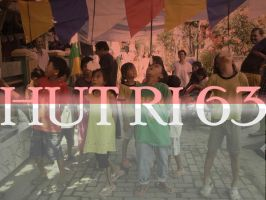 HUT REPUBLIK INDONESIA KE 63 by dindaokeeh