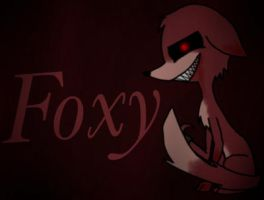 Foxy by Pinkwolfly