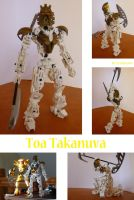 Takanuva Revamped by Teridax467