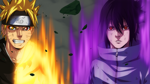 Light and Darkness Together by Advance996