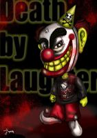 death by laughter by Ynion
