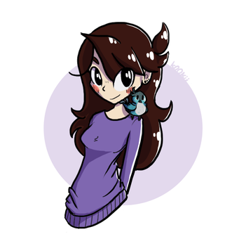 Jaiden Animations by officialk00kii