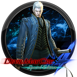 Devil May Cry 4 - Special Edition Icon v2 by andonovmarko