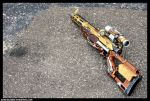Steampunk Rifle - Outdoors Photo 1 by JohnsonArms