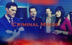 CRIMINAL MINDS tv CBS by Anthony258