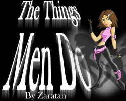KP - The Things Men Do by EddieButlerIII