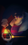 The warm atmosphere by RussianRatigan