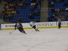 Quinnipiac Hockey Game_1 by canadienfan08