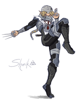Sheik by punker--rocker