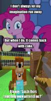 MLP Stampy comic: Lee's secret by MANGAKrAfter