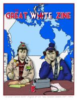 The Great White Zine by TaralWayne