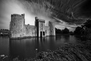 Bodiam Castle by crh