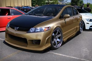 Honda Civic Si by ChitaDesigner