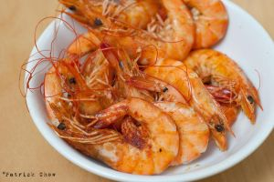 Sambal prawns by patchow