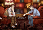 Chess-time by Miss-Alex-Aphey