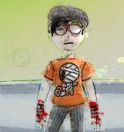 Xbox 360 avatar 'painted' by jeffersonsally