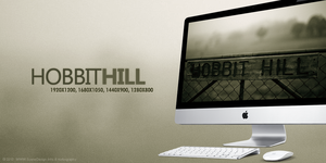 Hobbit Hill Widescreen HD by grufixART