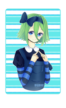oC Of mInE: -Aoi- by RuRie-R2