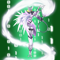 Digimon Frontier Tuned - Shiranuimon by plzgaiasrebirth
