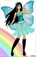 Fashion Fairy by Queen-Uriel