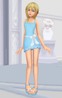 Namine (Bow Dress) DOWNLOAD by Reseliee