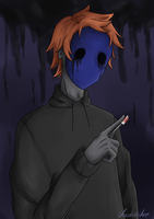 Eyeless Jack by ChocolateChani
