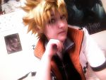 Roxas, So Not Cute by SnowFallAtTwilight
