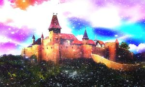 Magic Castle by taxicabofdoom