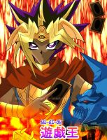 Atem by TriCiaLeonHeart by Yugi-Lovers-Club