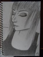 Myspace Shot - Pencil finished by Scream-Deafening