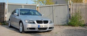 Bmw E90 330i by nightzom