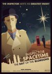 Inspector Spacetime: The Day Of The Blorgons by ameba2k