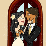 Our Wedding - Fiore97's Request by GwennieBlack