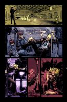 Murphy Hellblazer color by SpicerColor