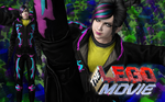 XPS - Lego Movie - Wyldstyle - Human - Download by SovietMentality