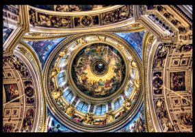 Underneath the Dome HDR by ISIK5