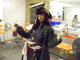 Captain Jack Sparrow 2 by ColorOfConfidence