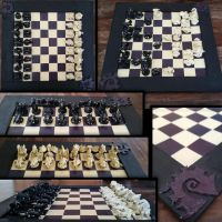 Starcraft Chess by Deo101