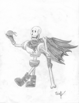 THE GREAT PAPYRUS by ShadowP0p