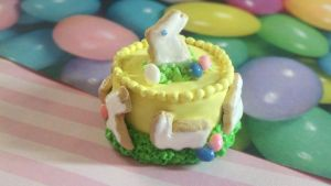 Easter Cake by kitty25kit