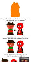 Deadpool's Nightmare Part 2 by ThunderWolfang