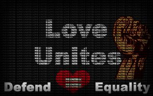 Love Unites - Typography by Grave-Robber-Jess