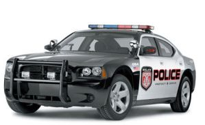 2006 Dodge Charger Squad Car by Driftshift66