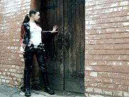 Tomb Raider Legend Biker by TanyaCroft