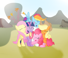 [REQUEST] Group Hug! by Mr-Degration
