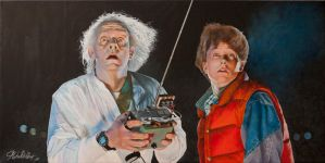 """""""It works"""" - Back to the Future by scarecrow426"""