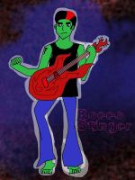 Rocco Stinger by sapphireswimming