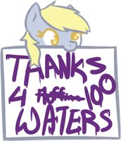 THANKS FOR 100 WATCHERS!...kinda by favouritefi