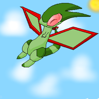 Flygon by sunline
