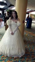MTAC 2013: Sarah's Ballgown, Labyrinth by SydneyMayhem